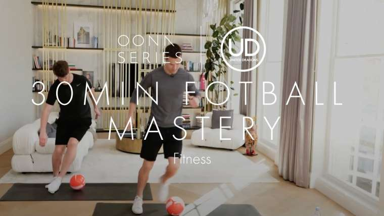 10.30min Football Mastery with United Dragons NEW