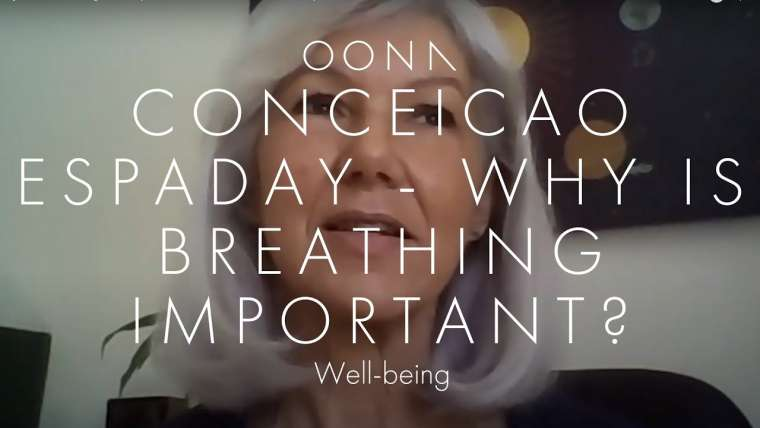 Conceicao Espaday – Why is breathing important?