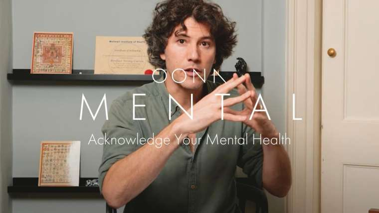 Acknowledge your Mental Health