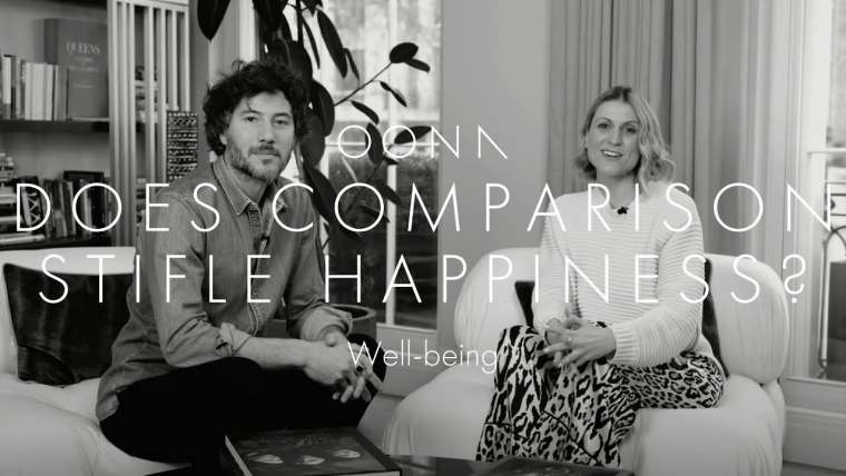 Does Comparison Stifle Happiness(Intro)